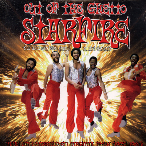 Starfire - Out of the ghetto