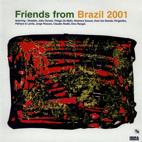 V.A. - Friends from brazil 2001