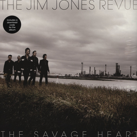 Jim Jones Revue, The - The Savage Heart