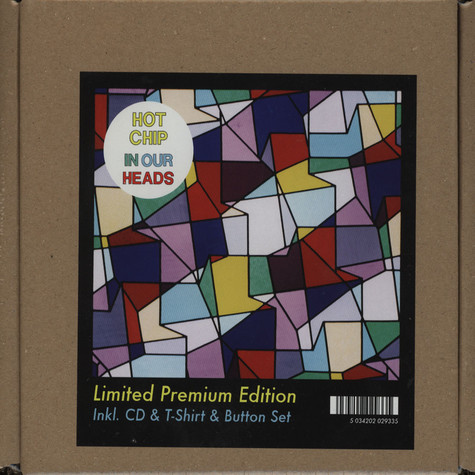 Hot Chip - In Our Heads Limited Premium Edition