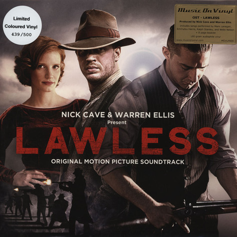 Nick Cave & Warren Ellis - OST Lawless