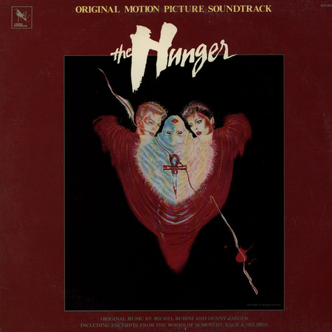 Michel Rubini & Denny Jaeger - OST The Hunger