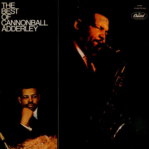 The Cannonball Adderley Quintet - The Best Of Cannonball Adderley