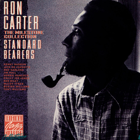 Ron Carter - Standard Bearers - The Milestone Collection