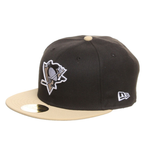 New Era - Pittsburgh Pinguins Basic Team NHL Cap