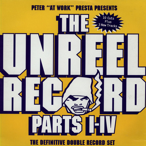 Peter Presta - The Unreel Record Part I-IV