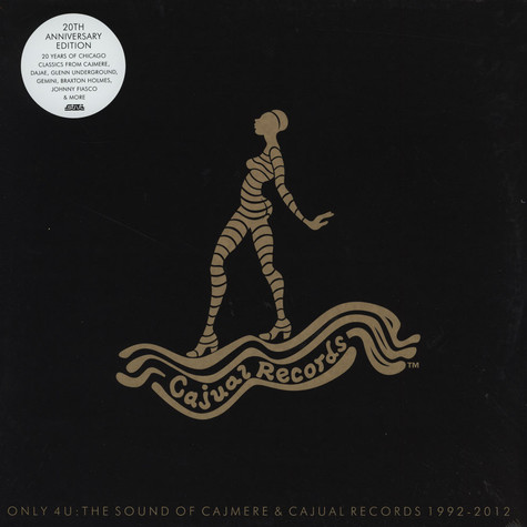 V.A. - Only 4 U: The Sound Of Cajmere & Cajual Records 1992 - 1997
