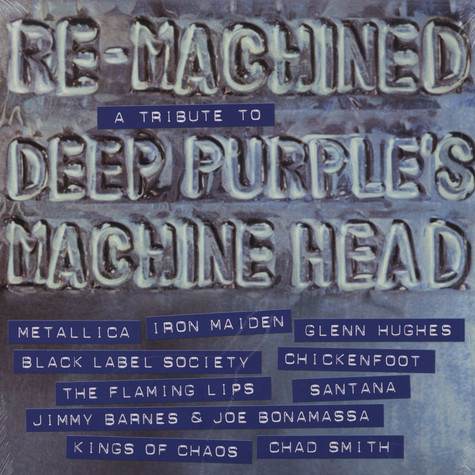 V.A. - Re-machined: Deep Purple Tribute