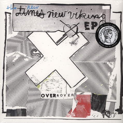 Times New Viking - Over & Over EP