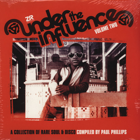 V.A. - Under The Influence Volume 2 - Compiled by Paul Phillips