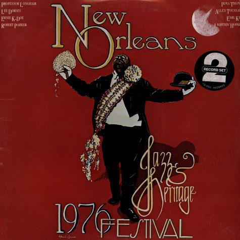 V.A. - New Orleans Jazz And Heritage Festival 1976