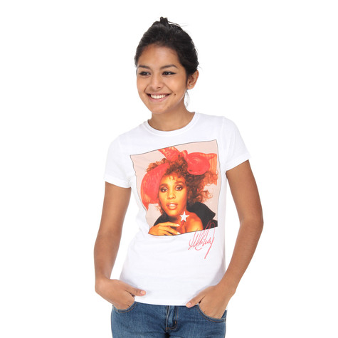 Whitney Houston - Scarf 2 Women T-Shirt