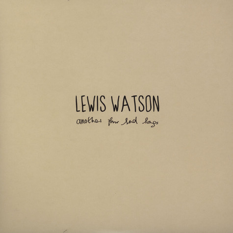 Lewis Watson - Another Four Sad Songs