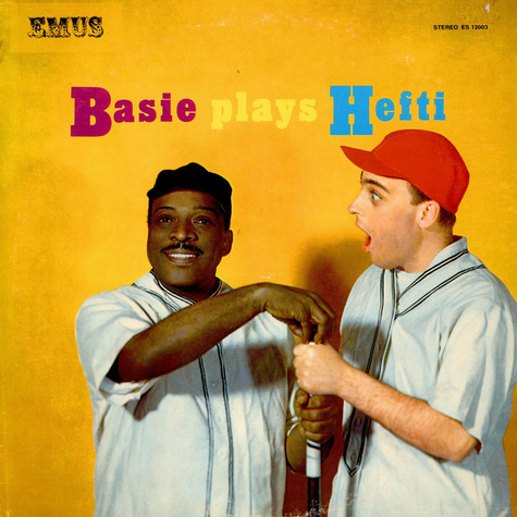 Count Basie - Basie Plays Hefti