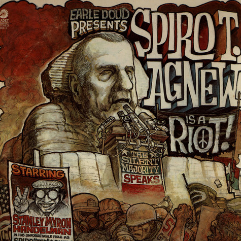 Earle Doud - Spiro T. Agnew Is A Riot