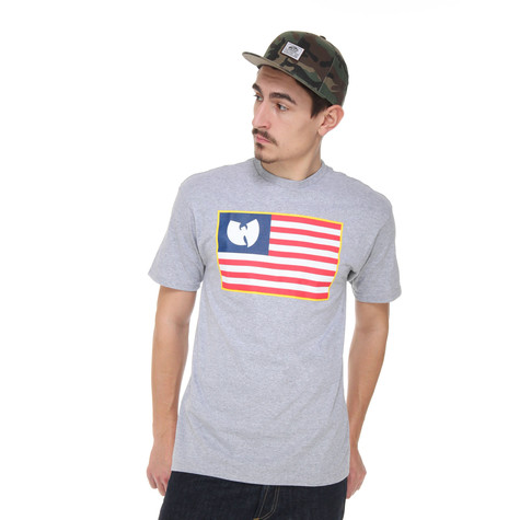 Wu-Tang Brand Limited - Iron Flag T-Shirt