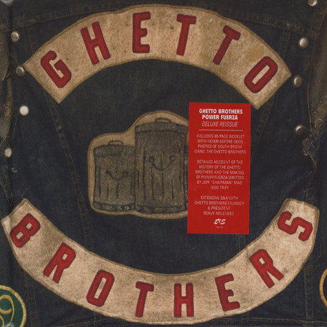 Ghetto Brothers - Power Fuerza Deluxe Reissue