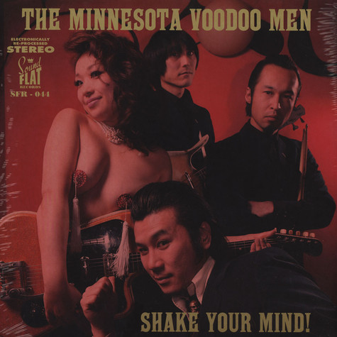 Minnesota Voodo Men, The - Shake Your Mind!