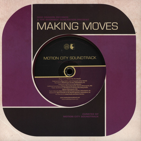 Motion City Soundtrack - Making Moves