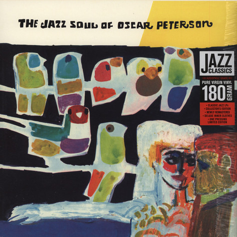 Oscar Peterson - Jazz Soul Of Oscar Peterson