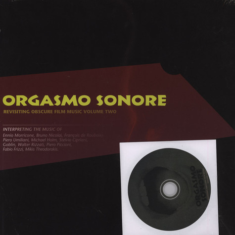 Orgasmo Sonore - Revisiting Obscure Film Music Volume 2