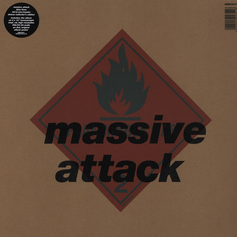 Massive Attack - Blue Lines Remastered Deluxe Edition
