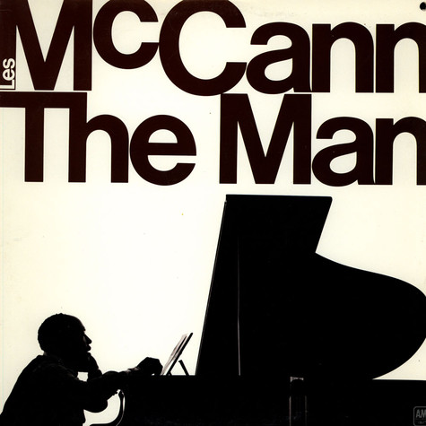 Les McCann - The Man
