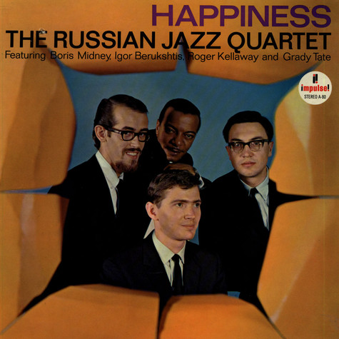 Russian Jazz Quartet, The - Happiness