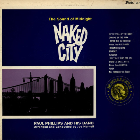 Naked City - The Sound of Midnight