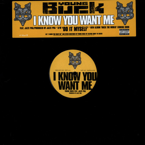 Young Buck - I know you want me feat. Jazze Pha