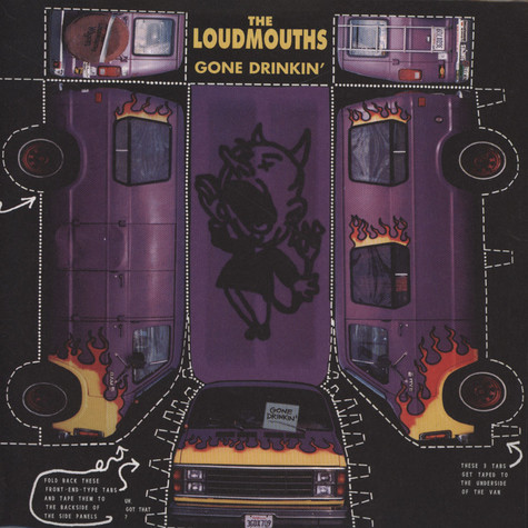 Loudmouths - Gone Drinkin EP