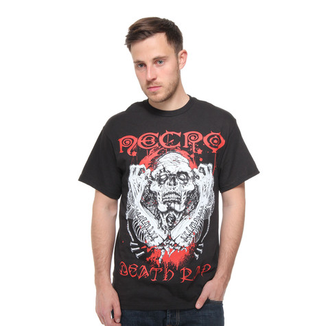 Necro - Death Rap T-Shirt