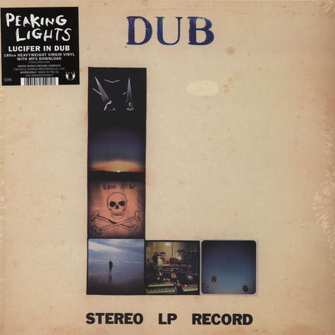 Peaking Lights - Lucifer In Dub