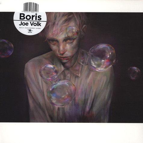 Boris / Joe Volk - Split Release