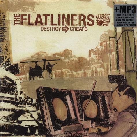 Flatliners - Destroy To Create
