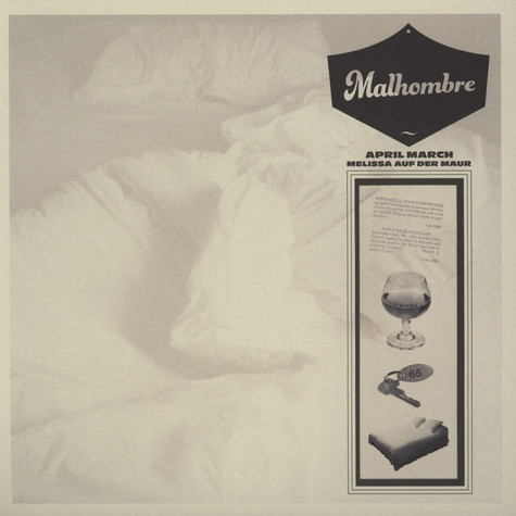 Malhombre feat. April March - Musique Rock b/w Fini