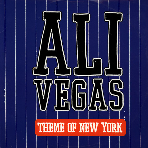 Ali Vegas - Theme Of New York
