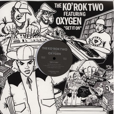 Ko' Rok Two, The - Get It On feat. Oxygen