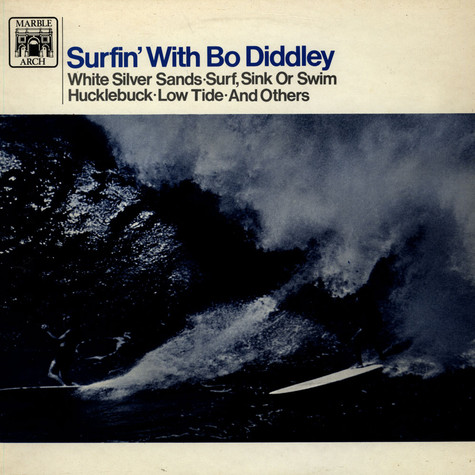Bo Diddley - Surfin' With Bo Diddley