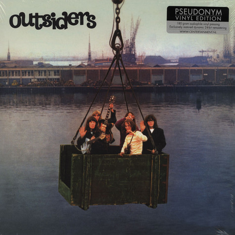 Outsiders, The - Outsiders