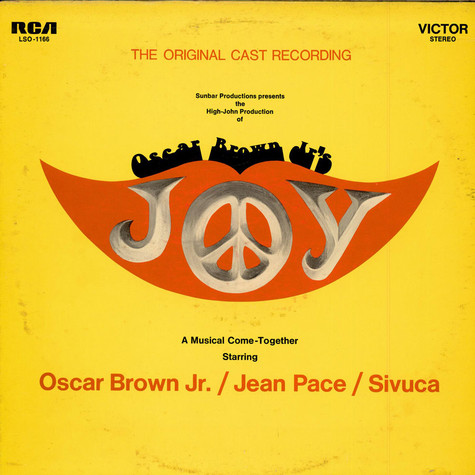Oscar Brown Jr. / Jean Pace / Sivuca - Joy