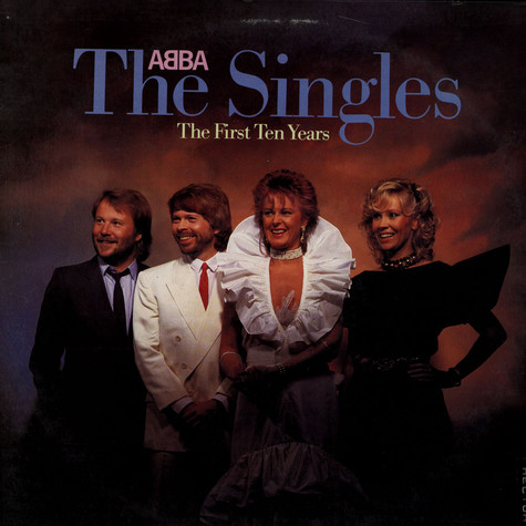 ABBA - The Singles  / The First Ten Years