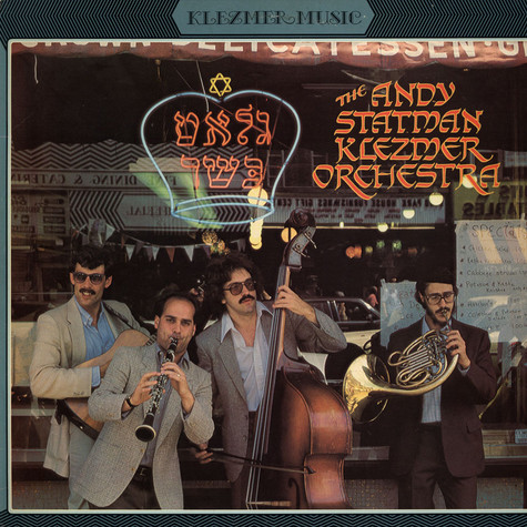Andy Statman Klezmer Orchestra, The - The Andy Statman Klezmer Orchestra