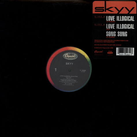 Skyy - Love Illogical