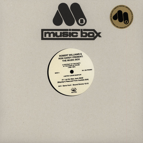 Robert Williams & Ron Hardy present - The Muzic Box