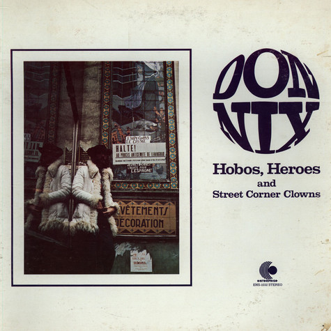 Don Nix - Hobos, Heroes And Street Corner Clowns