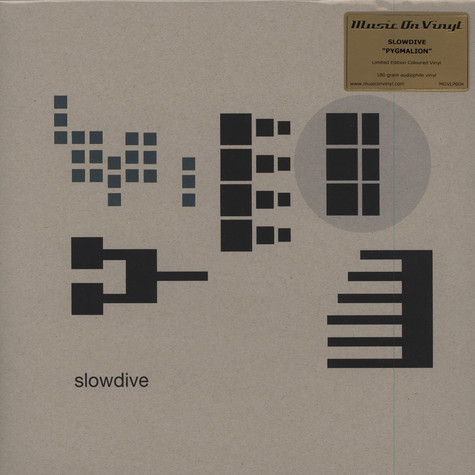 Slowdive - Pygmalion Colored Vinyl Edition