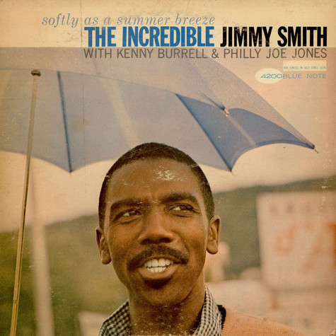 Jimmy Smith - Softly As A Summer Breeze
