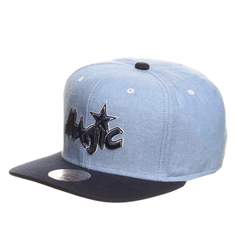 Mitchell & Ness - Orlando Magic NBA Chambray 2 Snapback Cap