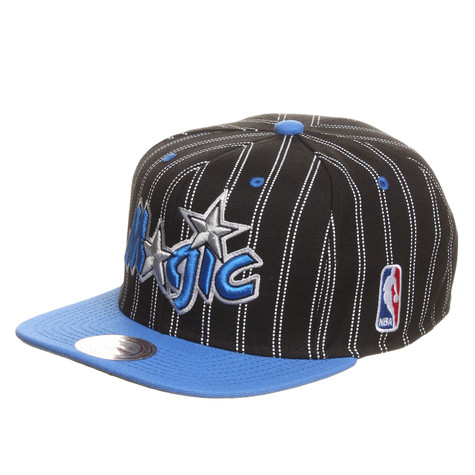 Mitchell & Ness - Orlando Magic NBA Double Pinstripe Snapback Cap